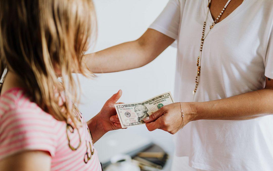 Kinderen en schulden